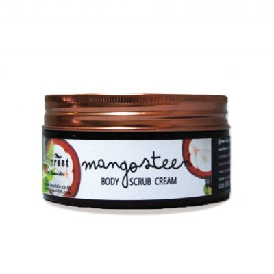 Elyrest Mangosteen Body Scrub Cream