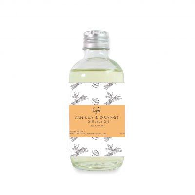Elyrest Aroma Diffuser Vanilla Orange