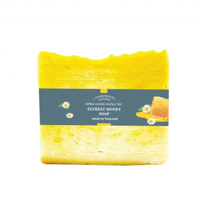 Elyrest Honey Natural Handmade Soap