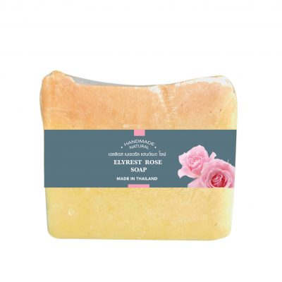 Elyrest Rose Natural Handmade Soap