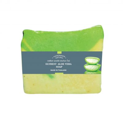Elyrest Aloe Vera Natural Handmade Soap