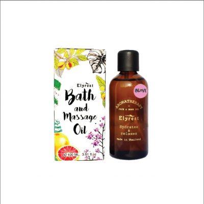 INLOVE-BodyMassageOil-OrganicMassageOil-Aromatherapy-ProductsOfThailand