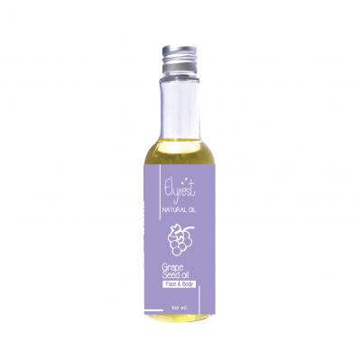 ad grape seed natural oil
