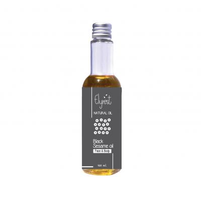 Elyrest Black Sesame Oil 100 ml.