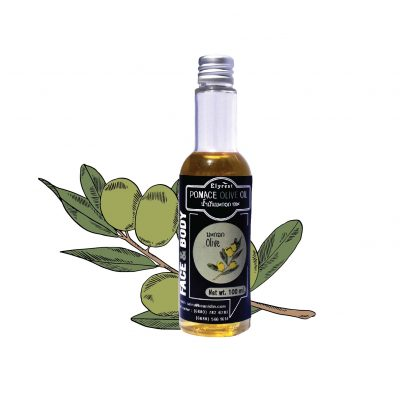 Elyrest natural oil pomace olive