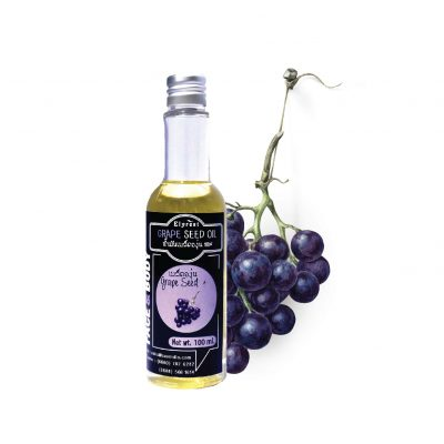 Elyrest natural oil grape seed oil