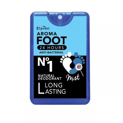 Elyrest Aroma Herbal Foot Mist No.1