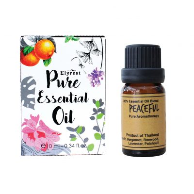 Essentiial oil blend Peaceful