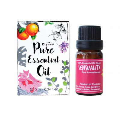 Essentiial oil blend Sensuality