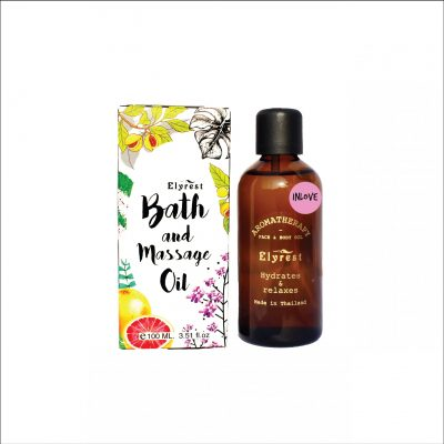 Elyrest Aroma Bath & Massage Oil In love