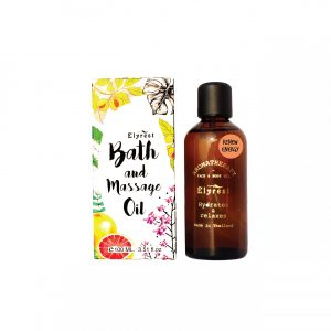 Elyrest Aroma Bath & Massage Oil renew energy