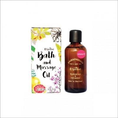 Elyrest Aroma Bath & Massage Oil sensuality