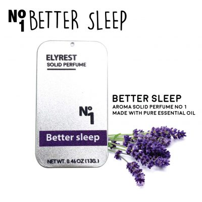 Elyrest Aroma Solid Perfume No1 Better Sleep