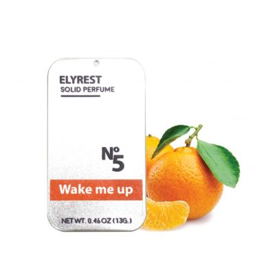 Elyrest Aroma Solid Perfume No1 Wake Me Up