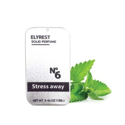 Elyrest Aroma Solid Perfume No6 Stress Away