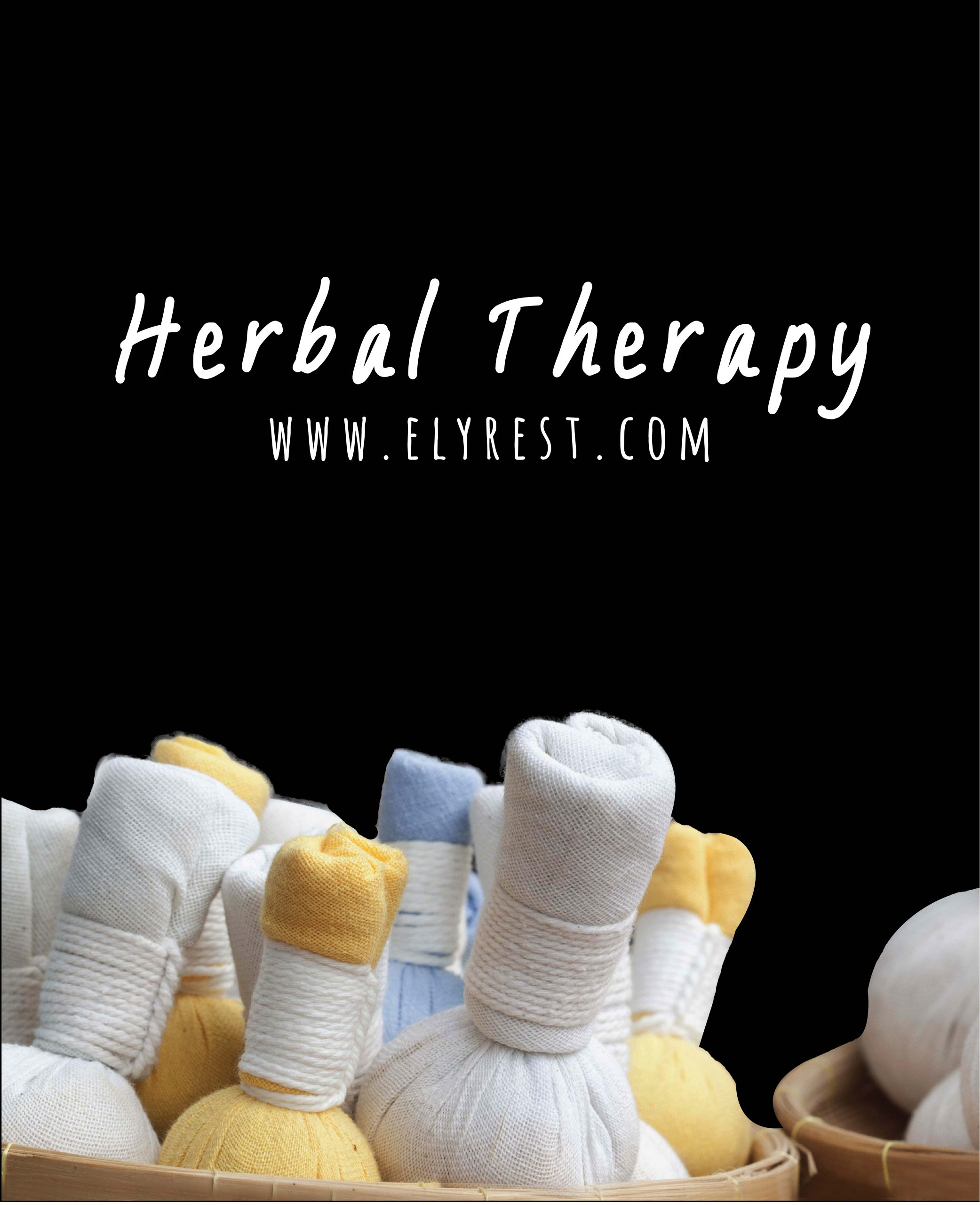 Elyrest by baanidin pop up Herbal Therapy