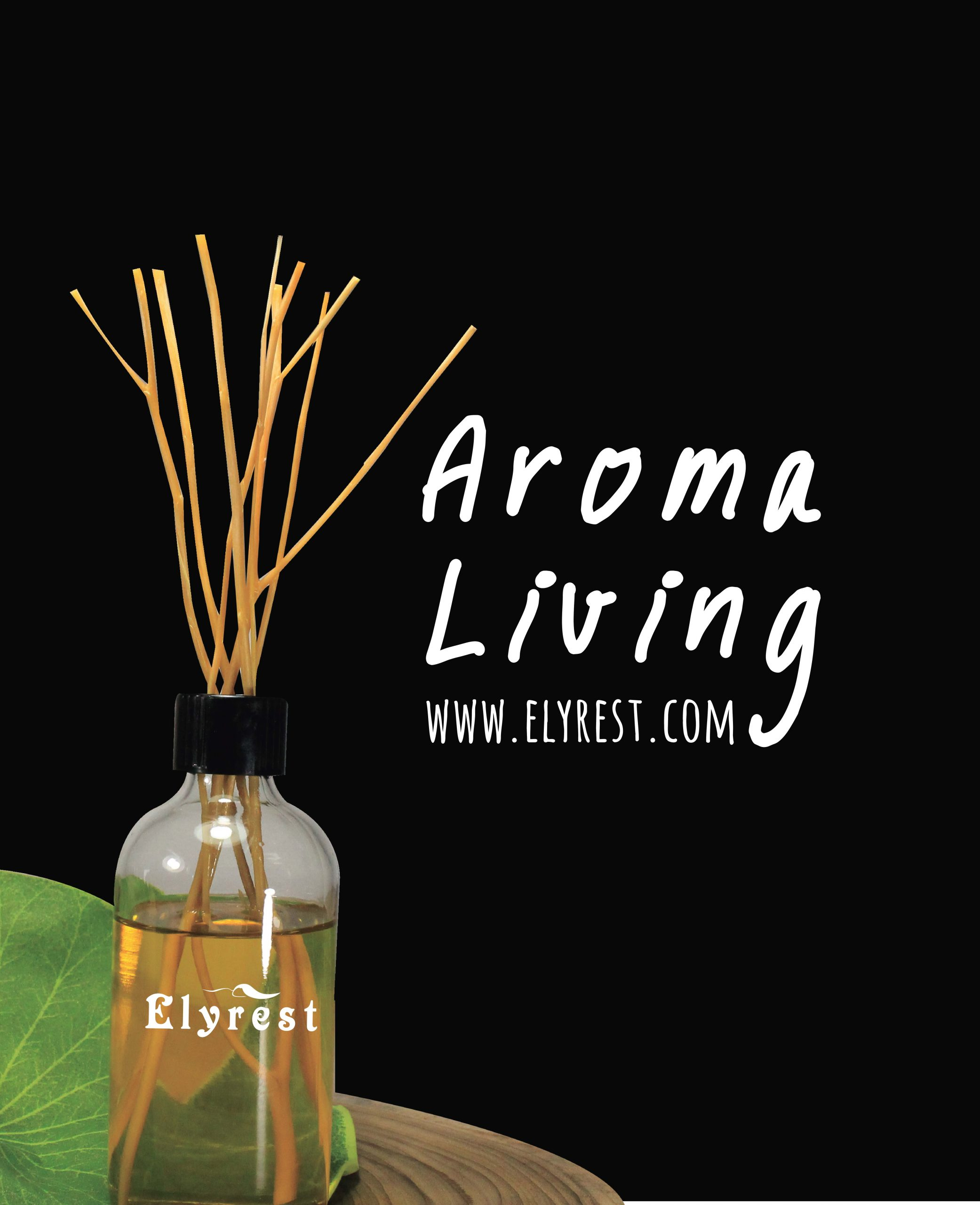 Elyrest by baanidin pop up Aroma Living