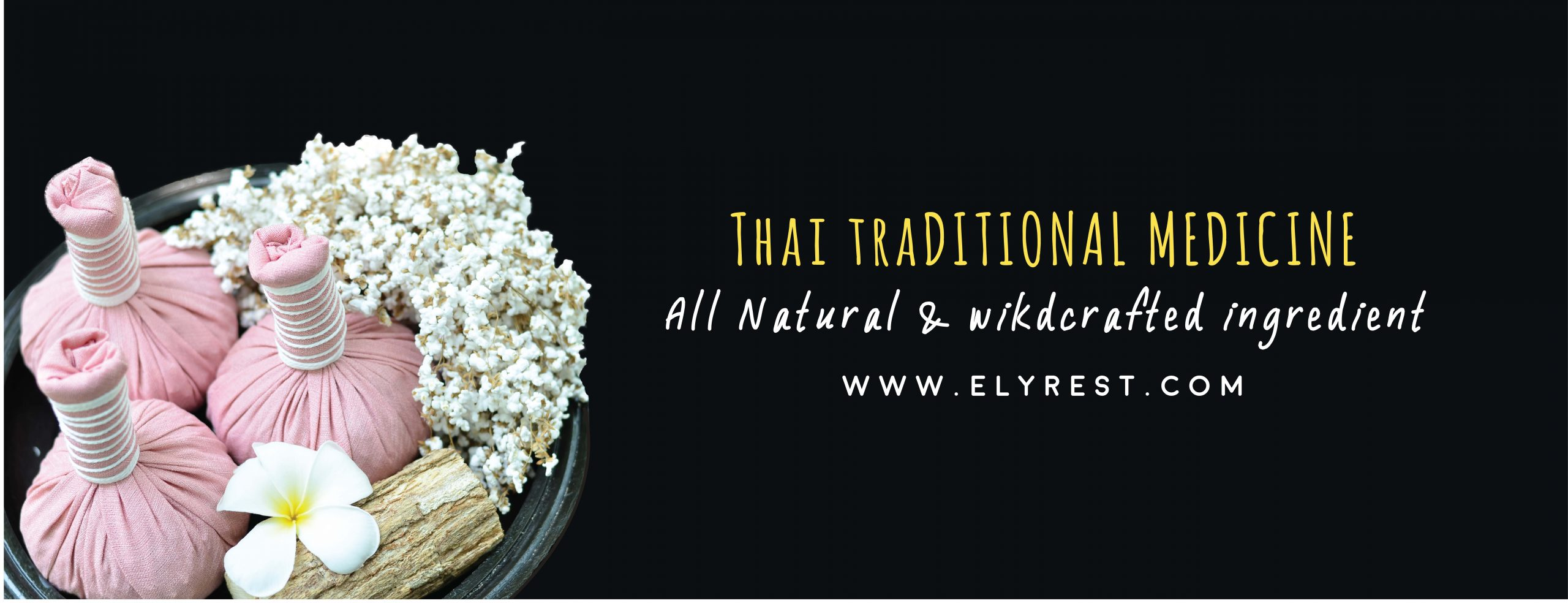 Elyrest by baanidin pop up Thai Traditional Medicine