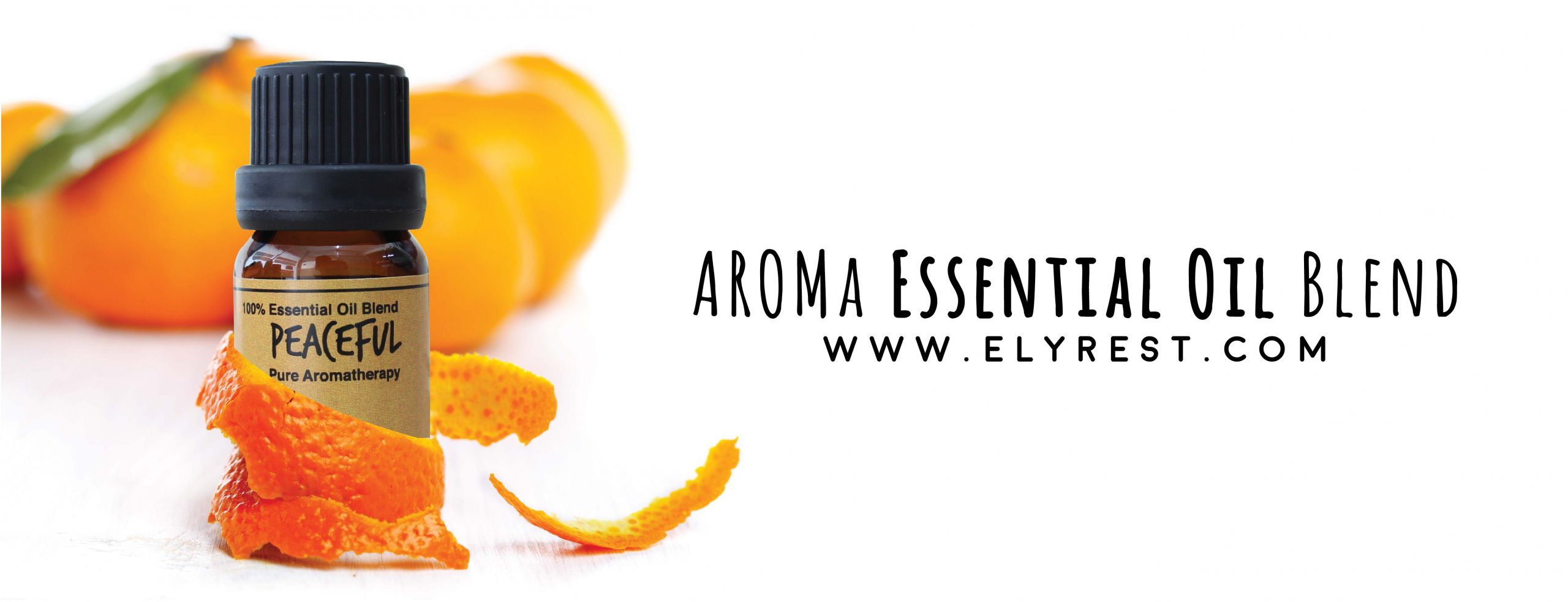 Aroma Essential Oil Blends