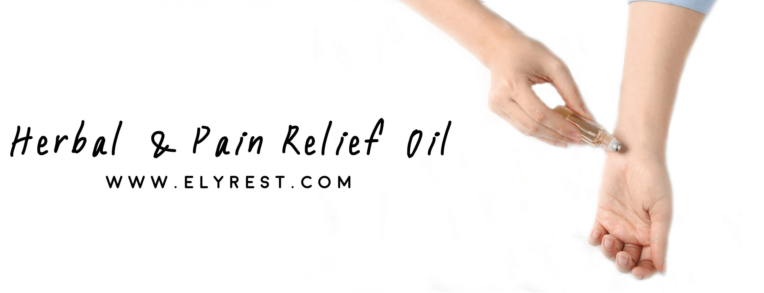 Herbal & Pain Relief Oil