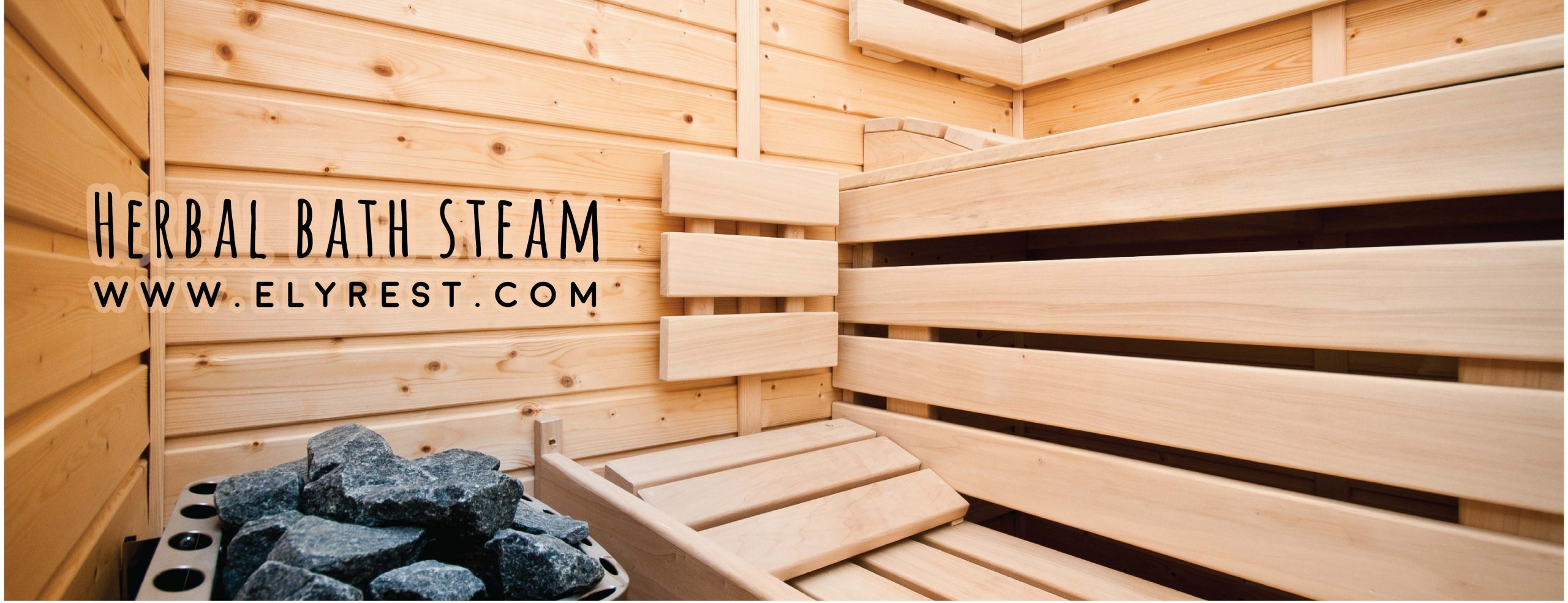 Herbal Bath steam