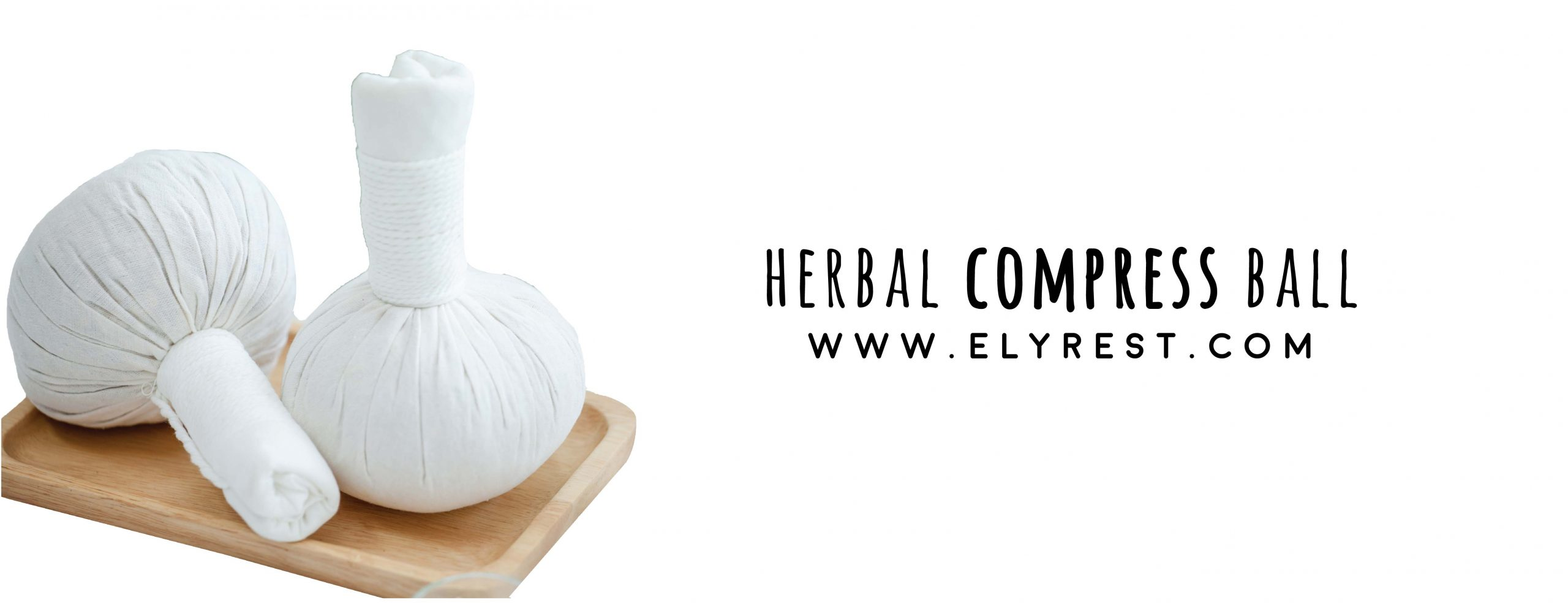 Herbal Compress Ball / Body