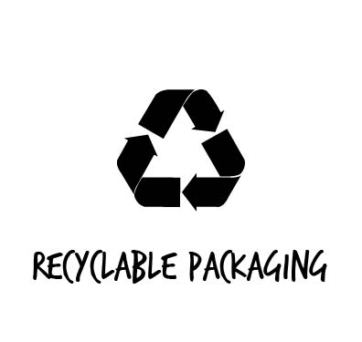 Elyrest Recyclable packaging
