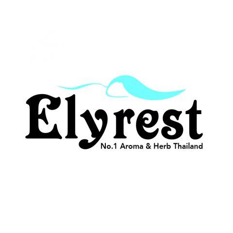 logo elyrest no1 aroma & herb in Thailand