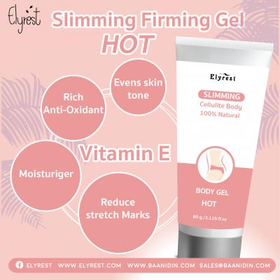 slimming hot gel